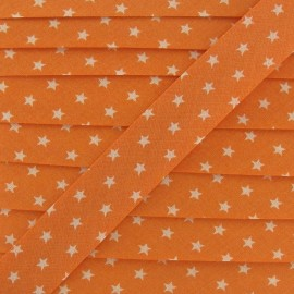 Biais Star Douceur mandarine A