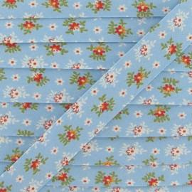 Bias Binding, Edelweiss - sky blue