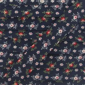 Biais edelweiss marine