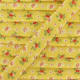 Bias Binding, Edelweiss - white/yellow/red/green