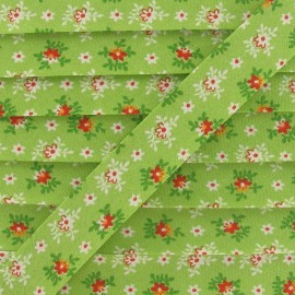 Bias Binding, Edelweiss - green