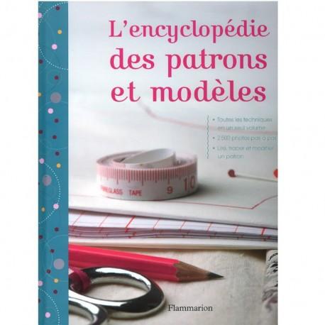 """Livre """"L'encyclopédie des patrons et modèles"""""""