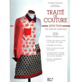 """Livre """"Traité de couture pour tous"""""""