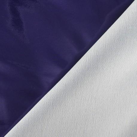 Vinyl Fabric - Purple x 10cm