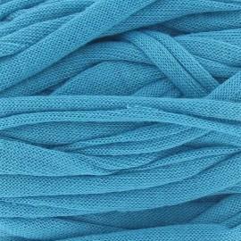 Ruban super jersey 10 m turquoise