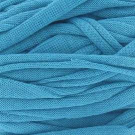 Super Jersey ribbon 10 m - turquoise