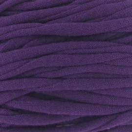 Super Jersey ribbon 10 m - lilac