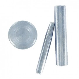 Rivet setting tools Kit (3 pieces) - silver