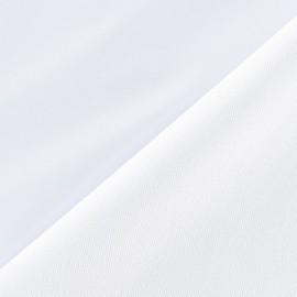 ♥ Coupon 170 cm X 148 cm ♥ Tissu vinyl blanc