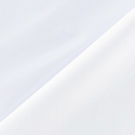 ♥ Coupon 170 cm X 148 cm ♥ Vinyl Fabric - White