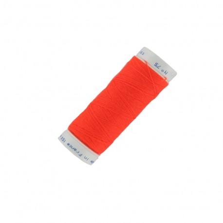 Fil fluo orange dynamite (150m)