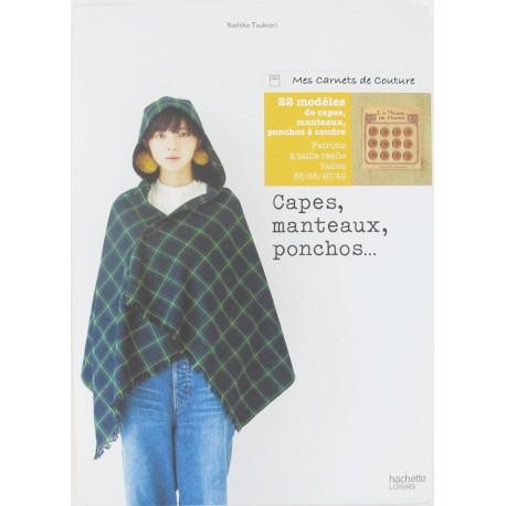 Capes, manteaux, ponchos... book