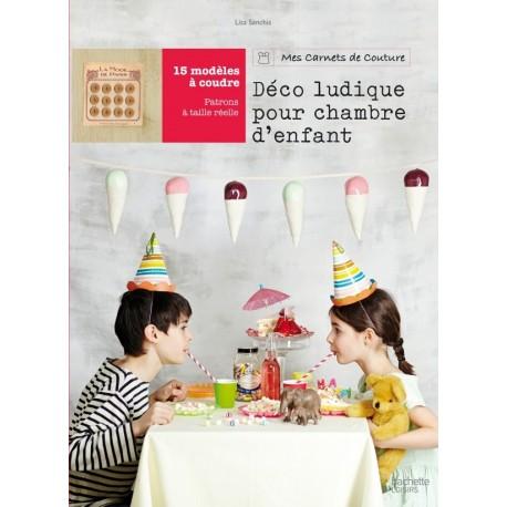 """Book """"Déco ludique pour chambre d'enfant"""""""