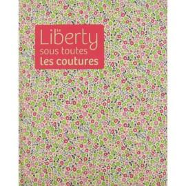 """Livre """"Le Liberty sous toutes les coutures"""""""
