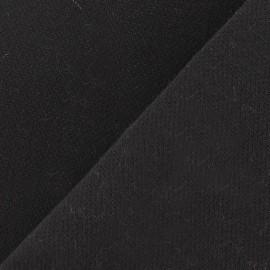 Tissu Viscose Lourde Marron x 10cm