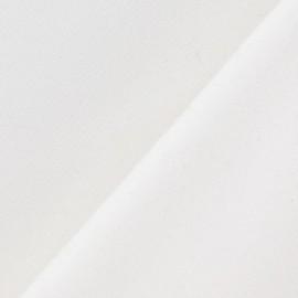 Tissu Viscose Lourde Ecru x 10cm