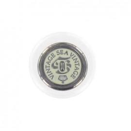 Bouton métal Vintage Sea Vintage