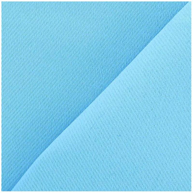 tissus pour rideaux tissu rideau occultant bleu. Black Bedroom Furniture Sets. Home Design Ideas