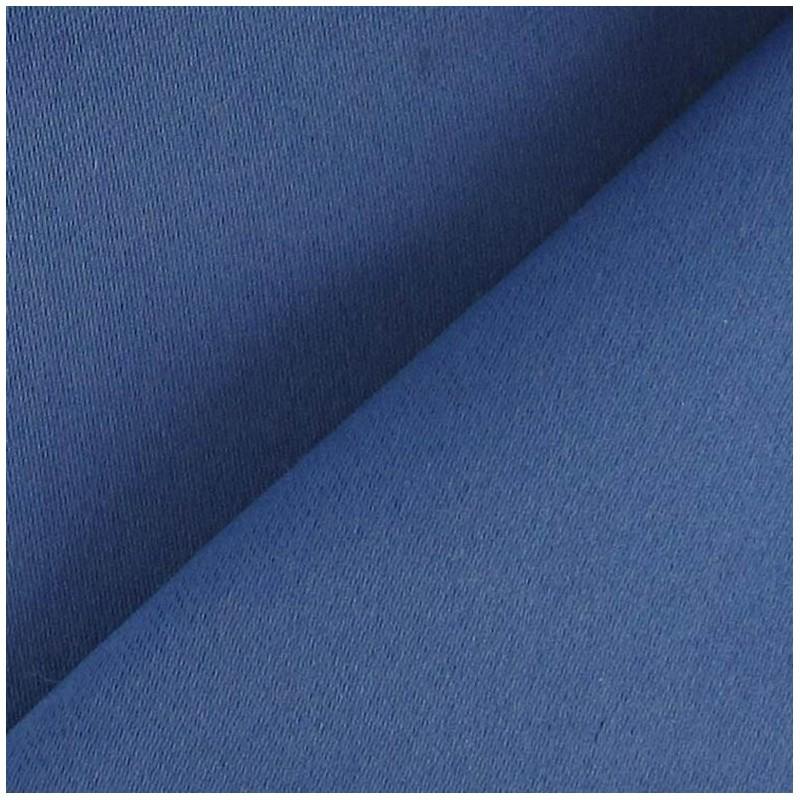 tissus pour rideaux tissu rideau occultant bleu p trole. Black Bedroom Furniture Sets. Home Design Ideas
