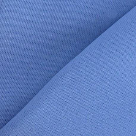 tissus pour rideaux tissu rideau occultant bleu nuage. Black Bedroom Furniture Sets. Home Design Ideas