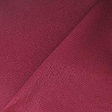 tissus pour rideaux tissu rideau occultant bordeaux. Black Bedroom Furniture Sets. Home Design Ideas