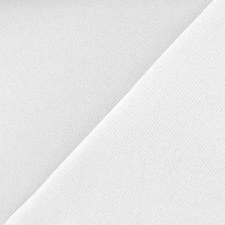 tissus pour rideaux tissu rideau occultant blanc vapeur. Black Bedroom Furniture Sets. Home Design Ideas