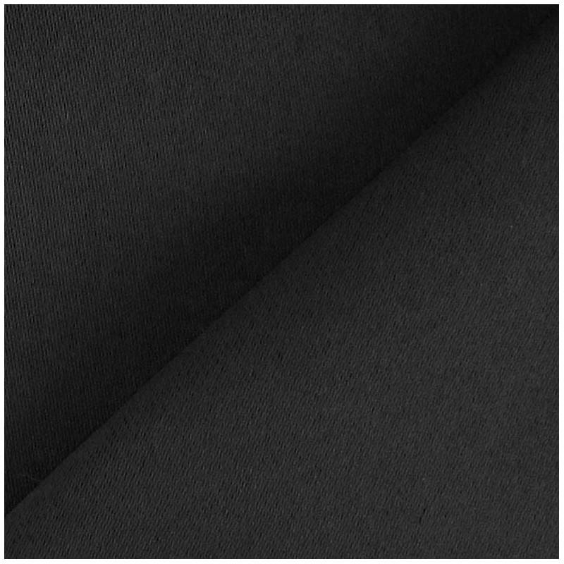 tissus pour rideaux tissu rideau occultant noir. Black Bedroom Furniture Sets. Home Design Ideas