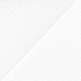 Blackout Fabric - White x 10cm