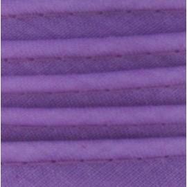 Passepoil tout textile parme