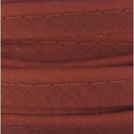 Passepoil tout textile rouille