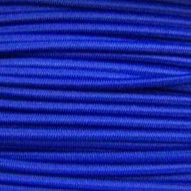 Fil élastique rond 3 mm marine