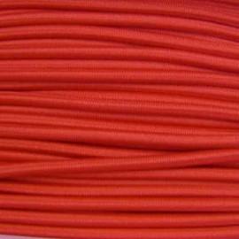 fil élastique rond 2.5 mm rouge