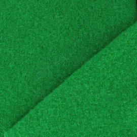 Boiled wool - meadow green x 10cm