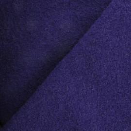 Laine bouillie violet x 10cm