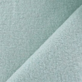 Boiled wool - green sea x 10cm