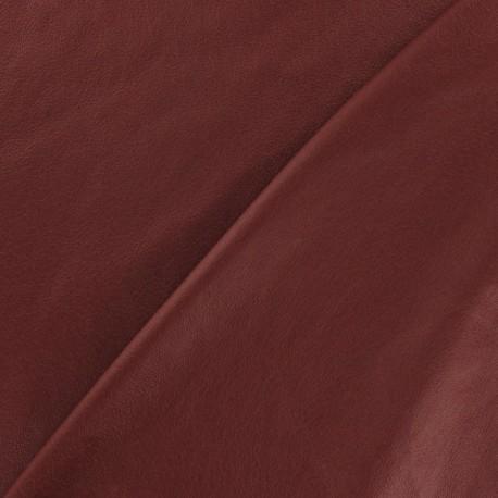 Flexible coated fabric - brick x 10cm