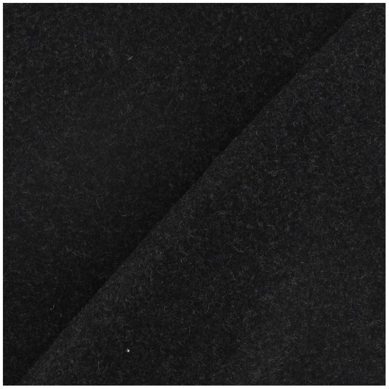 tissu drap de laine gris anthracite x 10cm ma petite. Black Bedroom Furniture Sets. Home Design Ideas
