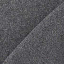 Tissu cachemire gris souris x 10cm