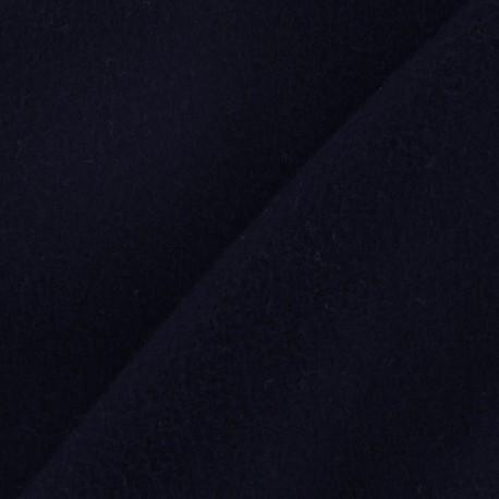 Kashmir fabric - night blue x 10cm