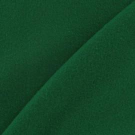 Tissu cachemire vert prairie x 10cm