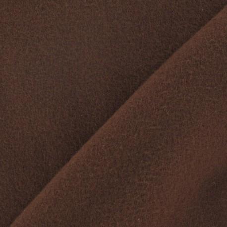 Kashmir fabric - tabacco x 10cm