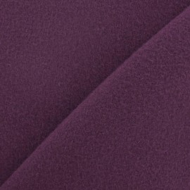 ♥ Coupon 130 cm X 155 cm ♥ Tissu cachemire violet