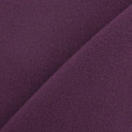 Kashmir fabric - purple x 10cm