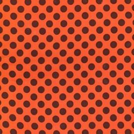 ♥ Coupon 330 cm X 110 cm ♥ Tissu Ta Dot Pumpkin