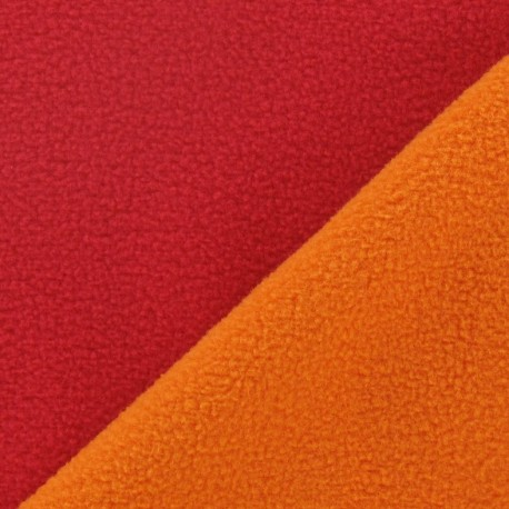 tissus polaire tissu polaire mauve ma petite mercerie. Black Bedroom Furniture Sets. Home Design Ideas