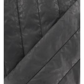 Tissu doublure matelassée effet léopard gris x 10cm