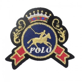 Thermocollant ecusson polo