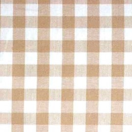 Big checked Vichy fabric - string x 10cm