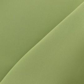 Tissu Occultant Vert anis x 10cm