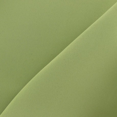 Blackout Fabric ? Lime Green x 10cm